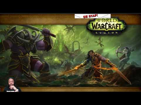 Oh Snap Show : Video Games World of Warcraft