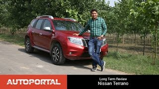 Nissan Terrano Long Term Review - Autoportal