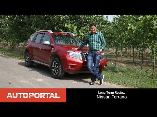 Nissan Terrano Long Term Review - Autoportal