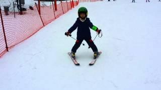 어린이 스키 강습