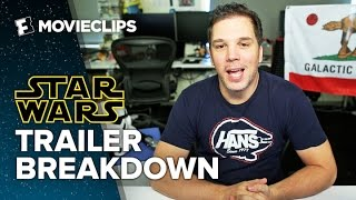 Trailer Breakdown: Star Wars: Episode VII - The Force Awakens (2015) HD