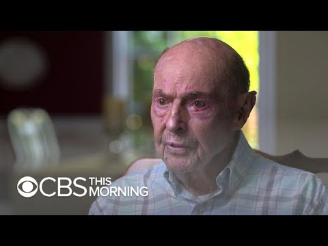 D-Day Hero Recounts Horror Of Normandy Invasion