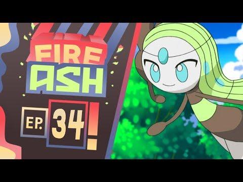 Pokemon Fire Ash Part 34 MELOETTA JOINS US! ( Pokemon Fan Game ) Gameplay Walkthrough