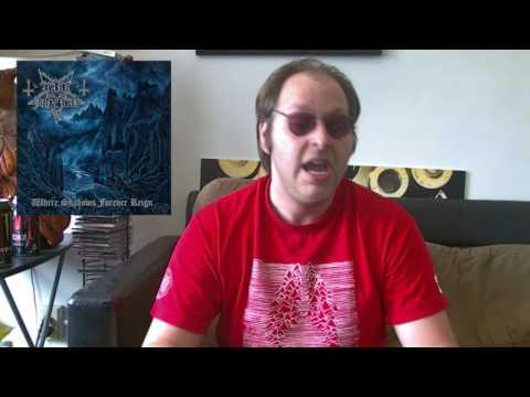 Dark Funeral - WHERE SHADOWS FOREVER REIGN Album Review