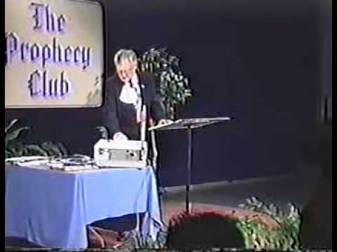 The Prophecy Club   Ted Gunderson Chronicles 1 of 2