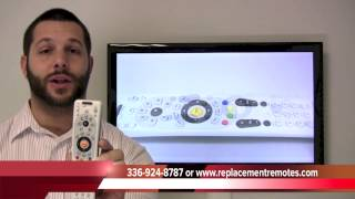 SAMSUNG RS104N Replacement Remote Control PN: RS104N - ReplacementRemotes.com