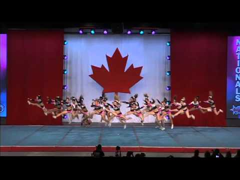 CE Nationals 2014 - IO4.2 - Flyers Allstars - Day 1