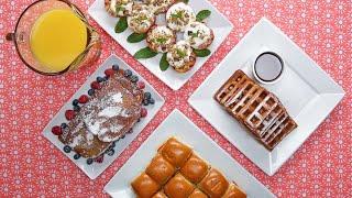 Batch Breakfasts 4 Ways