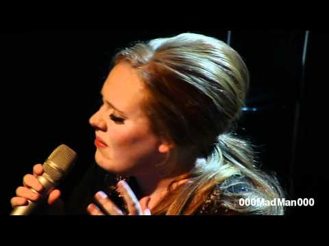 Adele - 09. Take it all - Full Paris Live Concert HD at La Cigale (4 Apr 2011)