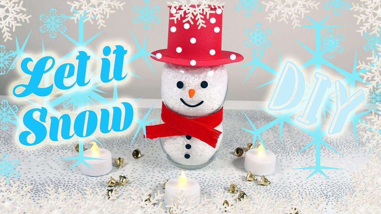 3 Diy Winter Craft Ideas Easy Diys For Cold Days Youtube