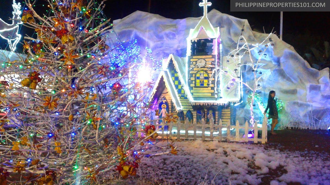 Christmas Village Baguio.Christmas Village In Baguio City Dec 2014
