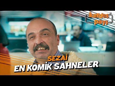 Sezai'nin En Komik Sahneleri - Kardeş Payı 2. Sezon