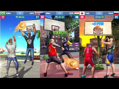 Basketball Shoot 3D Android Gameplay