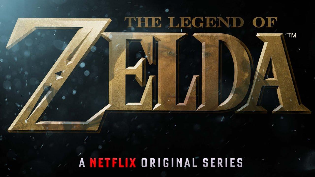 Αποτέλεσμα εικόνας για The Legend of Zelda netflix