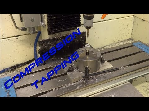 mach-3-compression-tapping