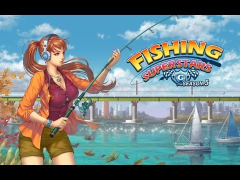 Fishing Superstars: Helping My Friend With Boss 3#