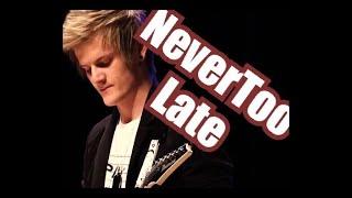 Baixar Three Days Grace - Never Too Late (live cover)