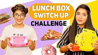 Lunch Box SWITCH UP Challenge | SAMREEN ALI