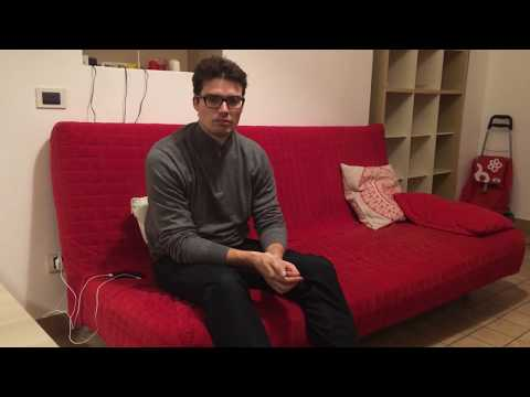 Rent an apartment in Milan - Andres from Colombia