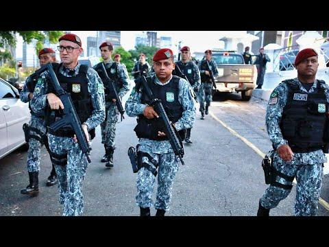 Alarmante cantidad de crímenes en Ceará en medio de una huelga policial