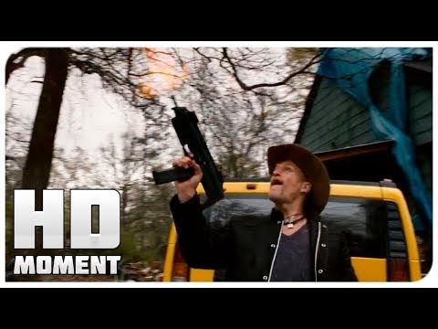 Таллахасси выпускает пар - Добро пожаловать в Zомбилэнд (2009) - Момент из фильма