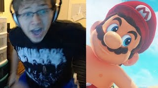 REACTING TO NEW MARIO ODYSSEY, BUFF DEDEDE, MARIO PARTY