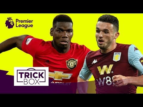 BEST Premier League Skills | Pogba, McGinn, Mahrez | Trickbox MW7