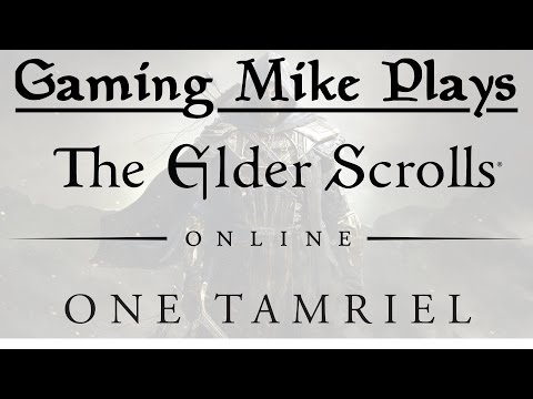 Learning about Group Dungeons (Gameplay Broadcast with Friends) - Elder Scrolls Online [ps4 720p60]