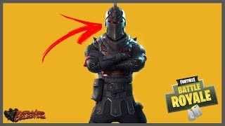 FORTNITE-THE BLACK KNIGHT! THAT SKIN FUCK!