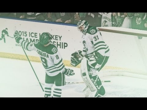 Sioux Hockey Montage // 2014-15 Season (HD)