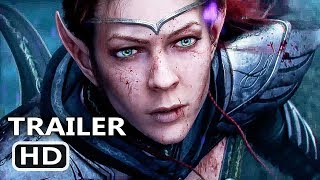 PS4 - The Elder Scrolls Online: Summerset Trailer (2018)