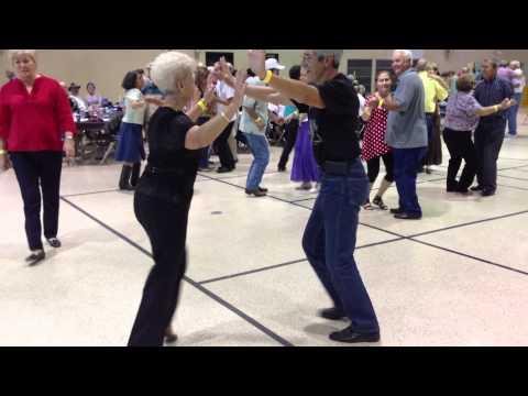 """CFMA Baton Rouge Cajun Dance """"Jitterbug"""" with Roland Doucet"""