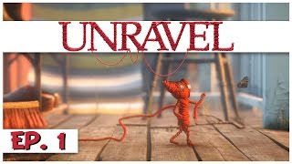 Unravel - Ep. 1 - Unravel the Story of Yarny! - Let