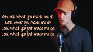 Taylor Swift - Look What You Made Me Do (Leroy Sanchez Cover) [Full HD] Lyrics