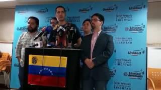 Dip. Juan Guaidó: