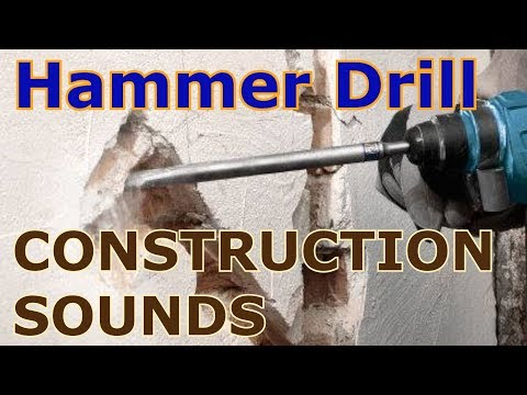 Hammer Drill Sound Effects Construction Sound Effects Hi Quality FreeSound