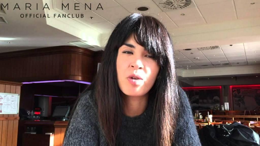 Maria Mena Fanclub Interview 2015 - YouTube