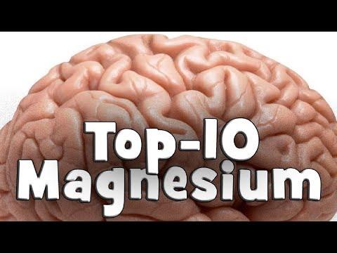 Топ-10: Какой МАГНИЙ самый лучший? IHerb