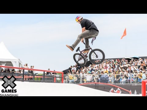 BMX Highlights | X Games Shanghai