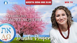 I tesori del Padre Nostro - Danila Properzi  - conduce Giuliano Camedda