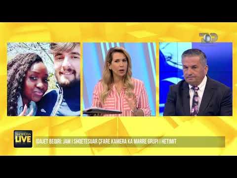 """""""Muri u spërkat me gjakun e ganezes"""",publikohet video e vrasjes nga Klintoni-ShqipëriaLive8Tetor2021"""