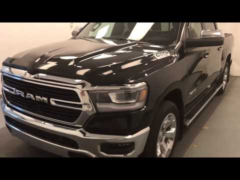 Black 2019 Ram 1500 Big Horn Review lethbridge ab - Davis GMC Buick Lethbridge Appraisal Grid