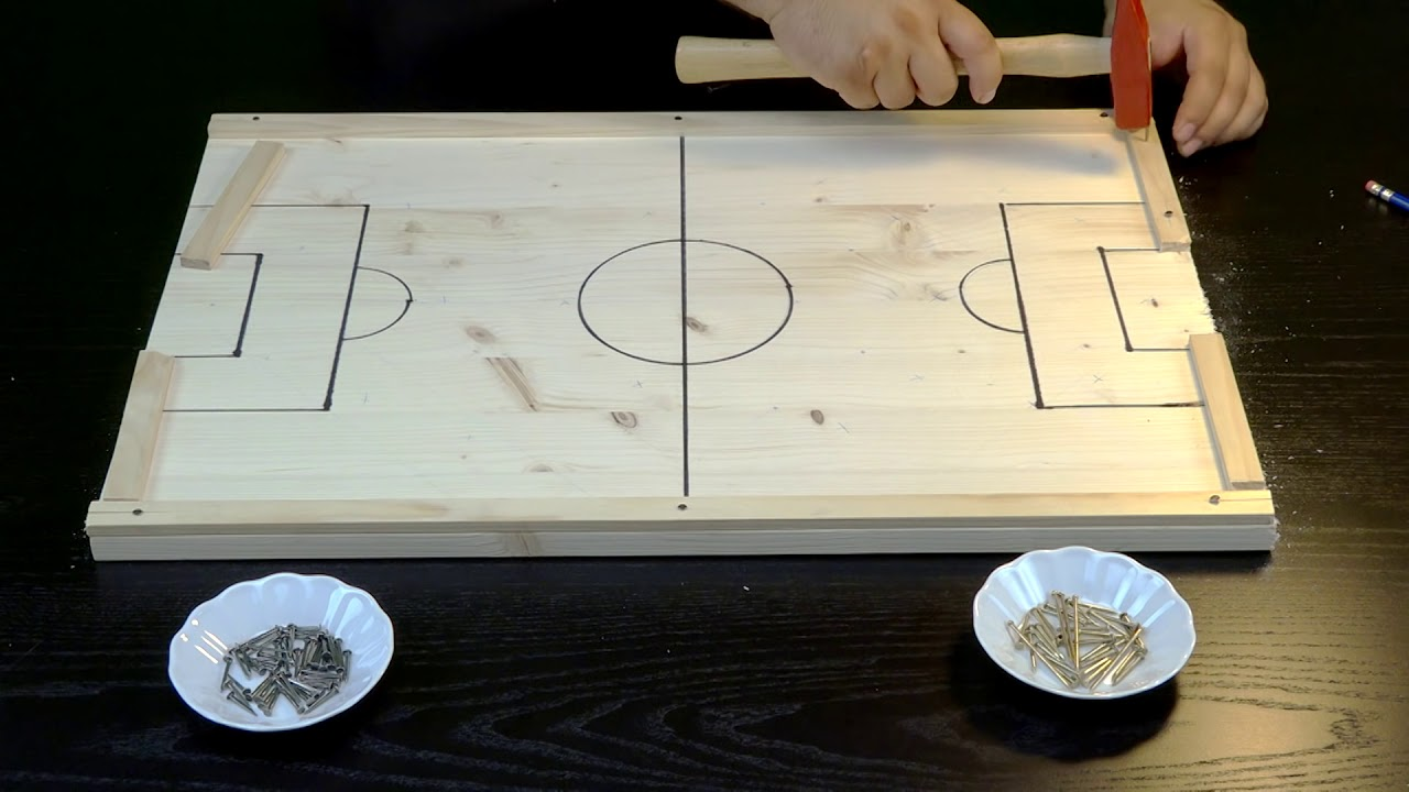 How to make Football Penalty Game ⚽ - YouTube