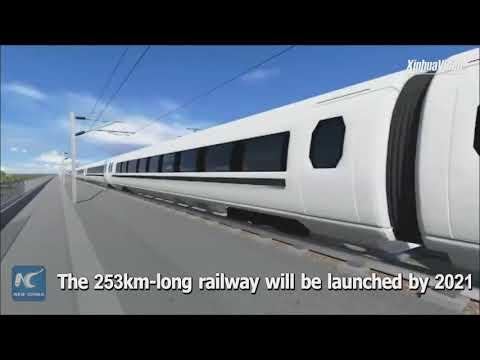 Bangkok's High Speed Rail by Year 2021