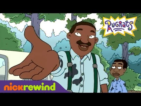 Martin Luther King Jr. on Rugrats | Rugrats | The Splat