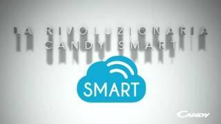 Candy Smart Touch si prende cura di te e del tuo elettrodomestico (Italiano)