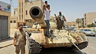 Хафтар отводит свои силы от Триполи и ожидает встречных уступок…