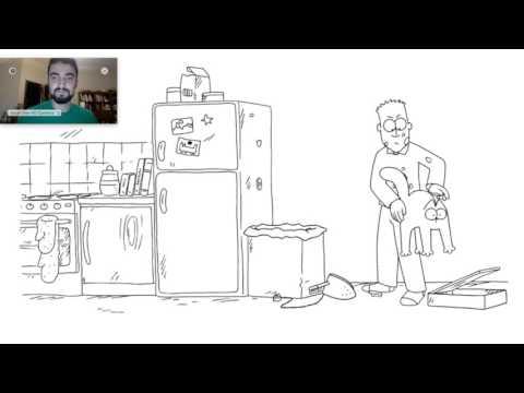 Trash Cat - Simon's Cat REACTION