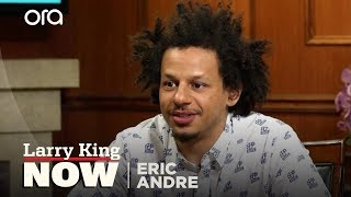 Eric Andre on politics, Judaism, and his bizarre talk show