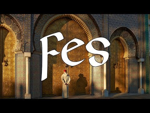 FES, MOROCCO - 1/2 Day Tour (BAD Travel Day)